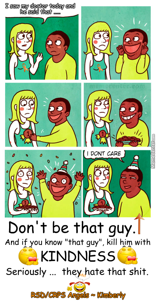 Don't Be That Guy!
