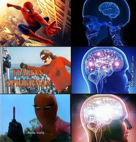 Don't Bother Calling Yourself A Spiderman Fan If You You Don't Know Who The Last Two Are