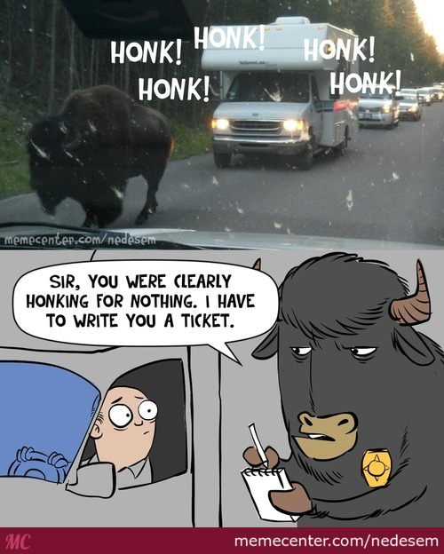 Don't F**k With The Police