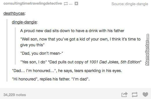 Don't Mess With Your Dad