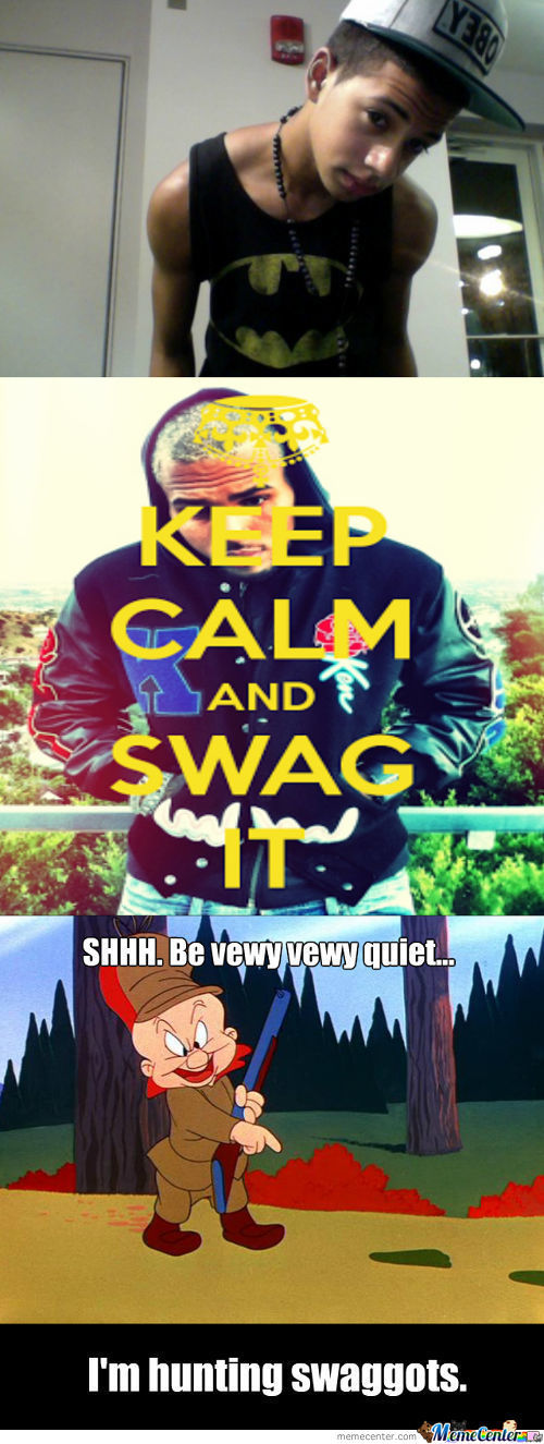 Don't Sweat His Swag