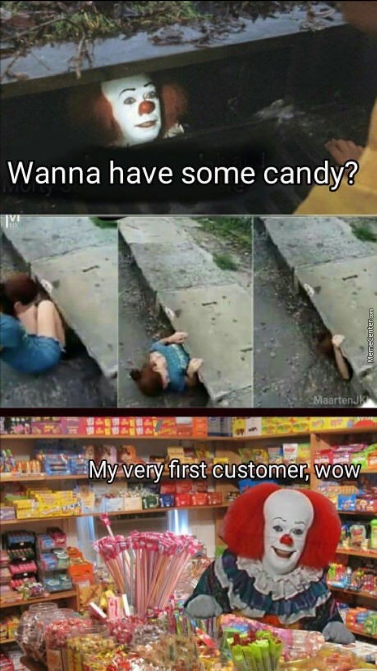Don't Try That Out In Public, Parents Don't Like Their Kids Having Candy :(