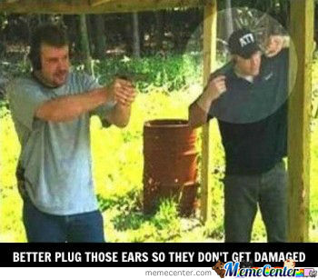 Don't Want To Damage Your Ears