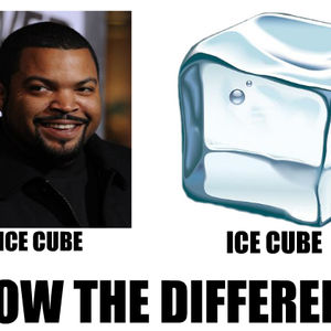 don t know if ice cube has balls or ice cube and if you kick him does ice cube have crashed ice_fb_842184 don´t know if ice cube has balls or ice cube and if you kick,Ice Cube Meme