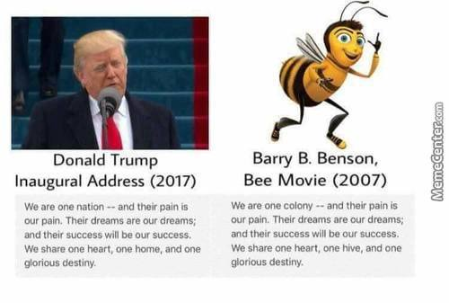 Donald Trump Is Officially The Beest President
