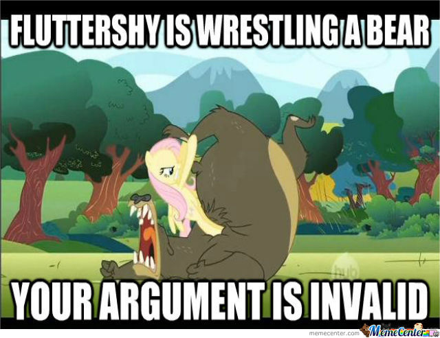 Don't Mess With Fluttershy!