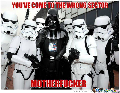 Don't Mess With The Empire