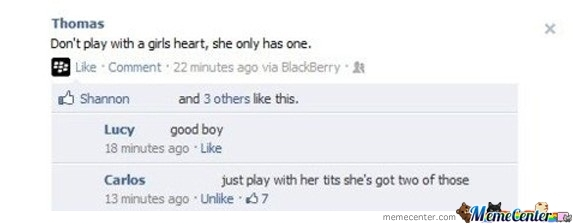 Don't Play With A Girl's Heart