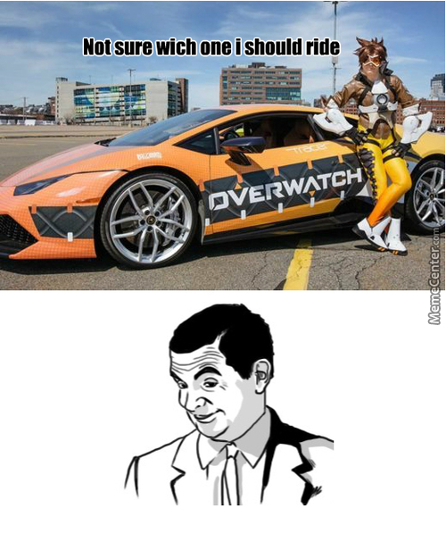 Dont Worry Love, Lamborghini Is Here