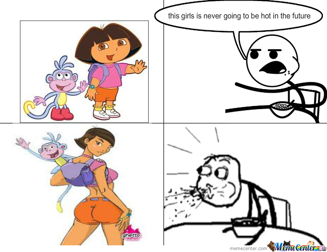 Dora In The Futuer