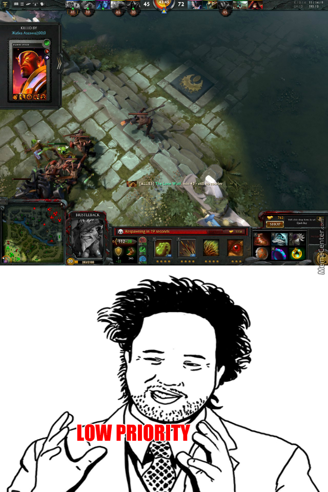 Dota 2 Low Priority Matches In A Nutshell