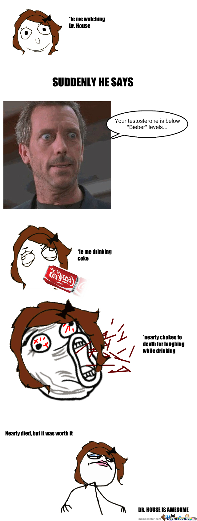 Dr. House Is My Hero