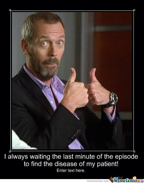 House md quotes rules for dating 10