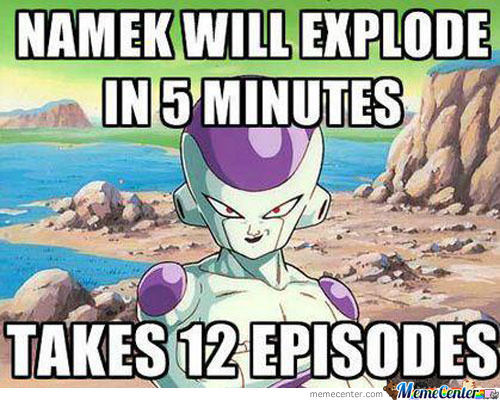 Dragon Ball Logic