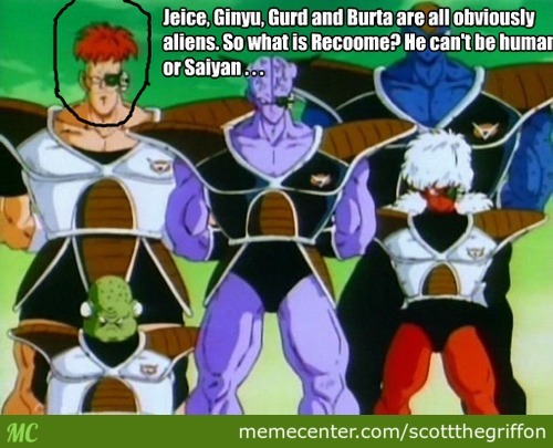 Dragonball Z Question