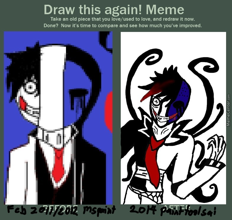 Draw Me Again Sempai