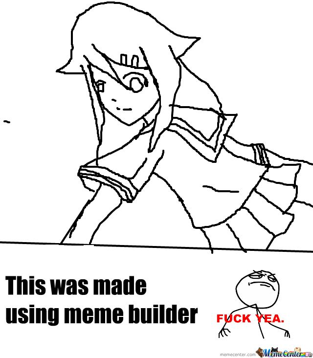 Drawing In Memebuilder