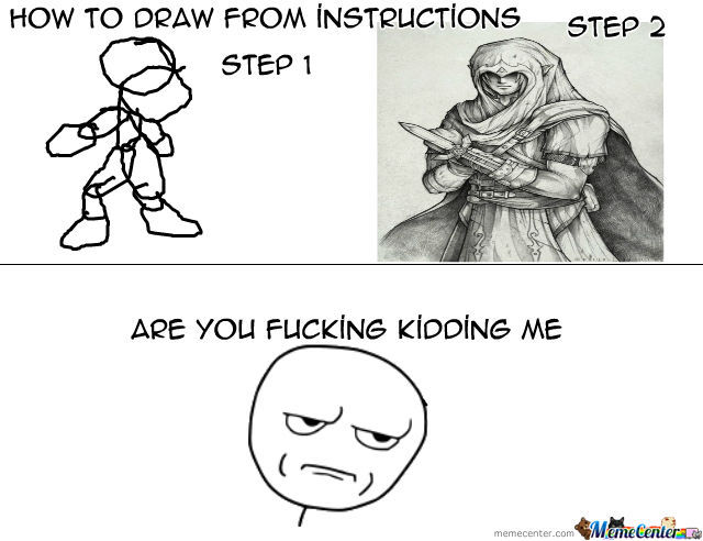 Drawing Lessons By Dkclaw14 Meme Center