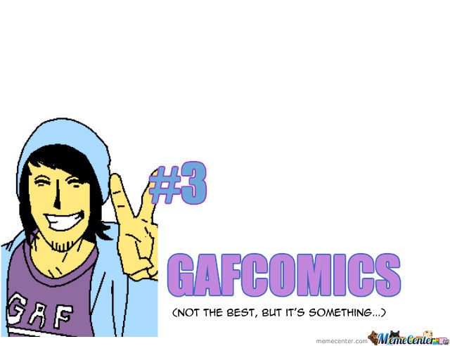 Drawing Mc Artists: Gafcomics
