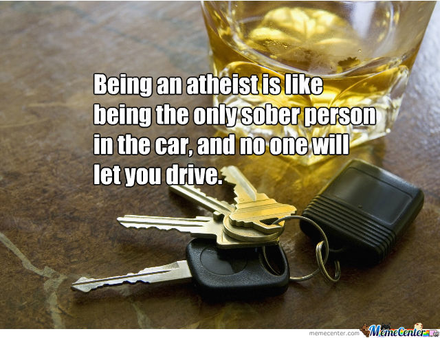 Driving While Religious