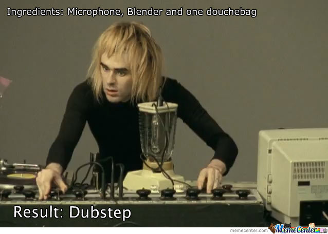 Dubstep In A Nutshell