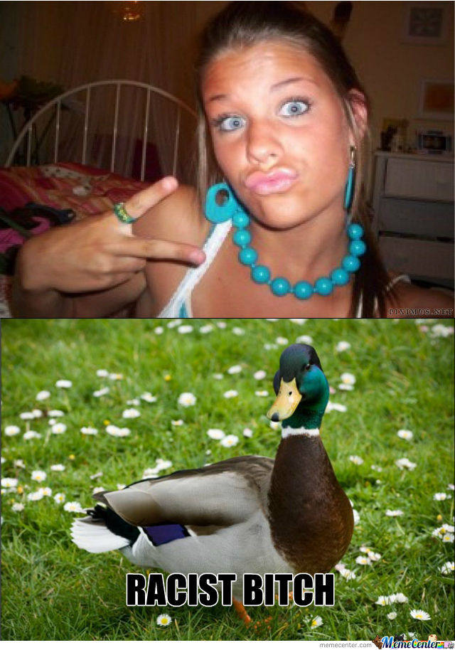 Ducks Have Feelings Too