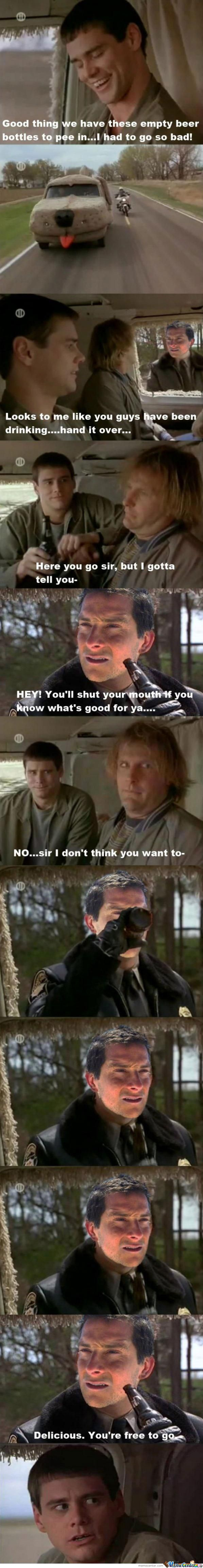 Dumb And Dumber-And Gross