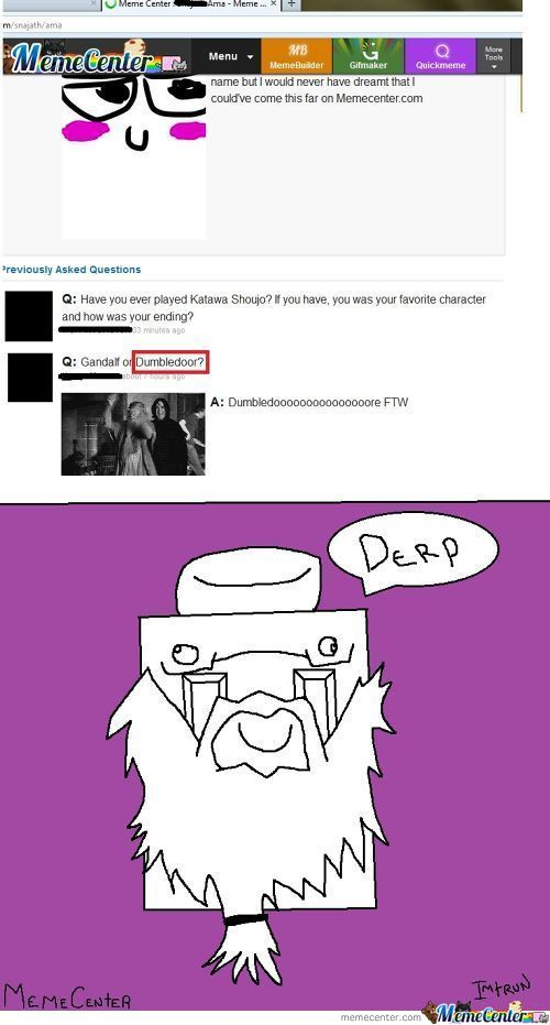 Dumbledoor