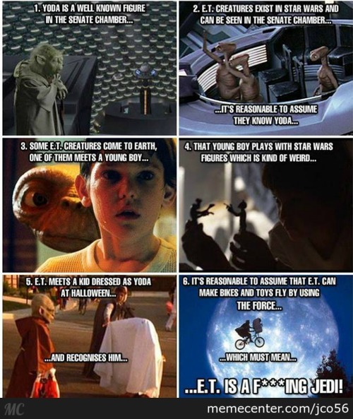 E.t Is A What?