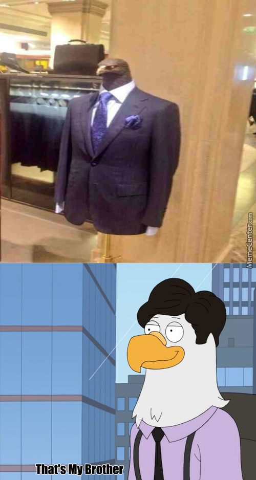 Eagles In Suits