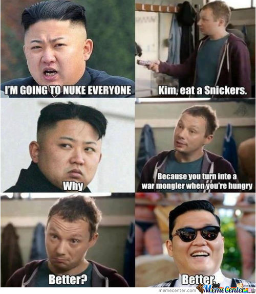 Eat A Snickers