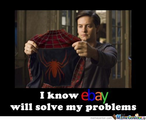 Ebay Will Solve Your Problems