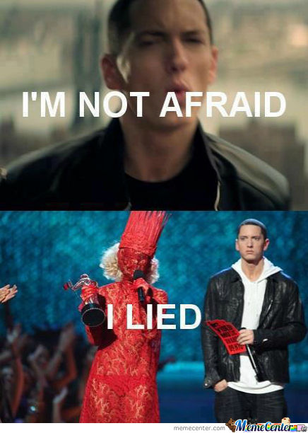 Eminem Is A Liar