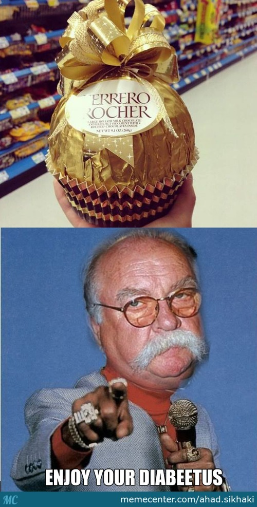 Enjoy Your Diabeetus