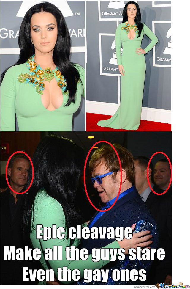 epic katy perry cleavage_o_1127783 epic katy perry cleavage by kumo omoi meme center,Katy Perry Meme