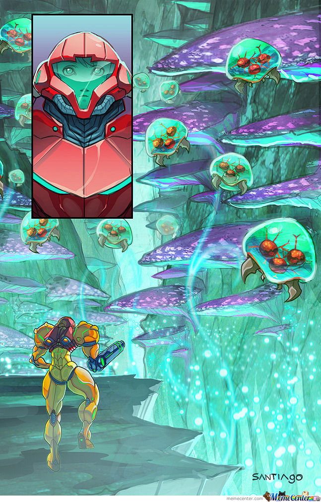 Epic Metroid Is Epic
