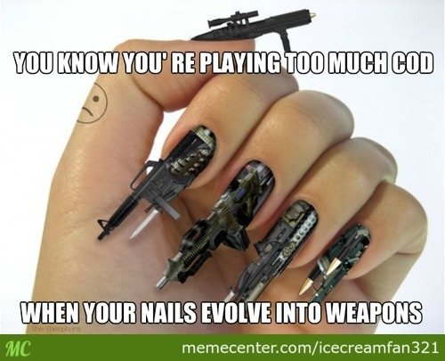 Epic Nails Are Epic