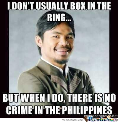 Epic Pacquiao Is Epic!