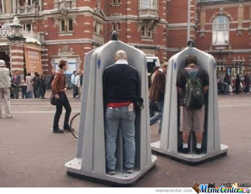 Epic Public Toilets Are Epic