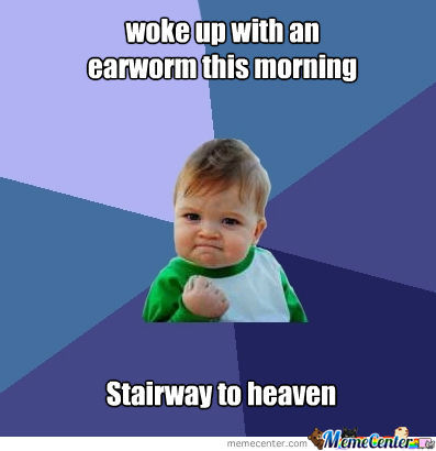 Epic Win This Morning...