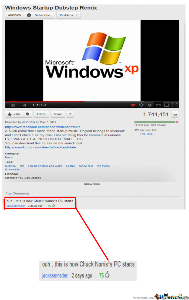 Epic Youtube Comment By Elson: Epic Youtube Comment By Pwnering