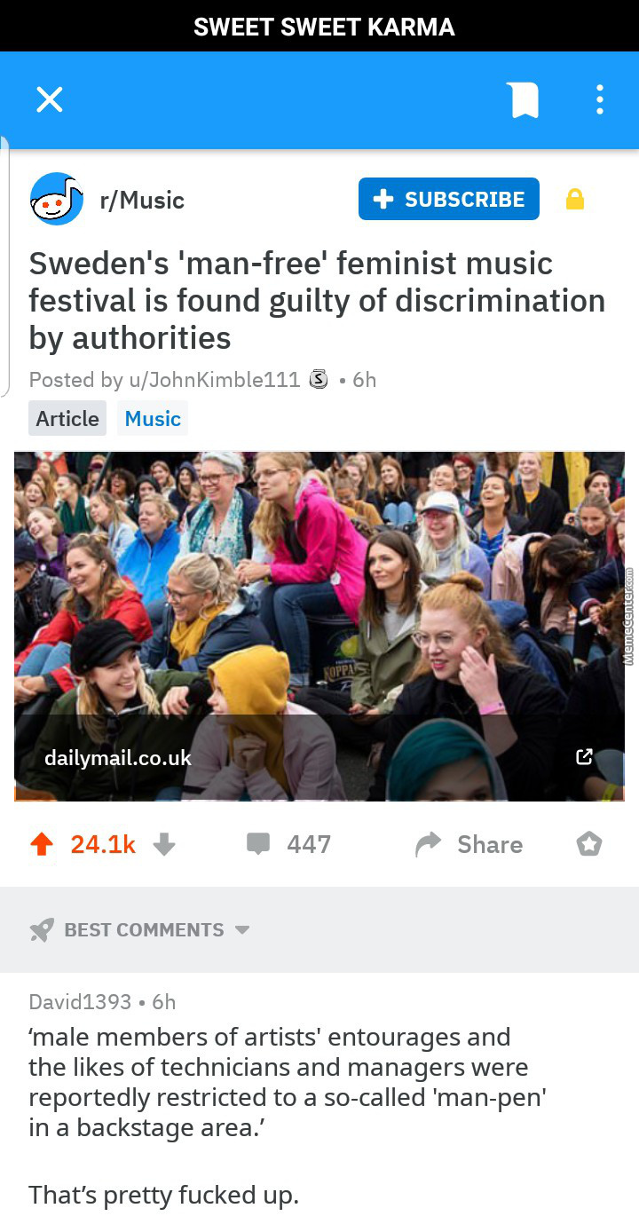 Equality And Justice Bitch