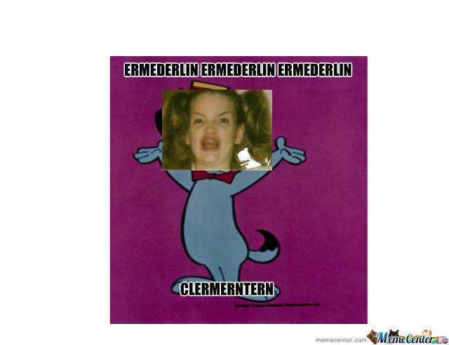 Ermegerd Huckleberry