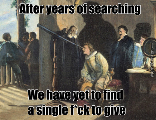 Even Galileo Was Unable To Discover One