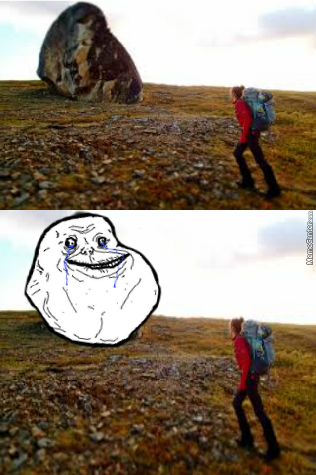 Even Rock's Get Lonely