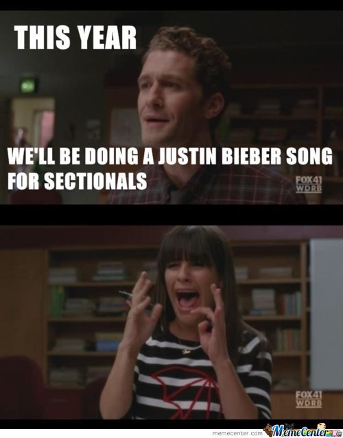 Even Though I Hate Glee... This Is Still Funny