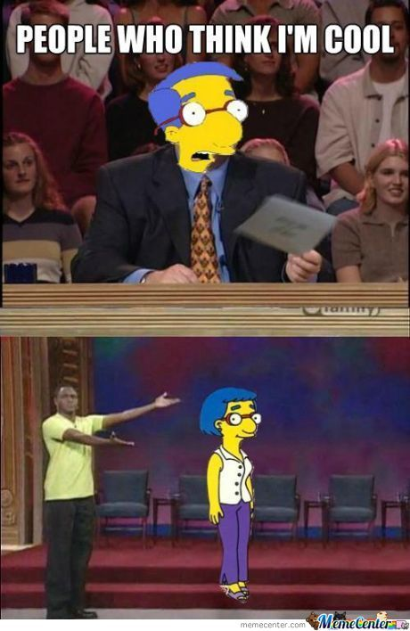 Every Mom Loves Their Child, Even If It Is Milhouse