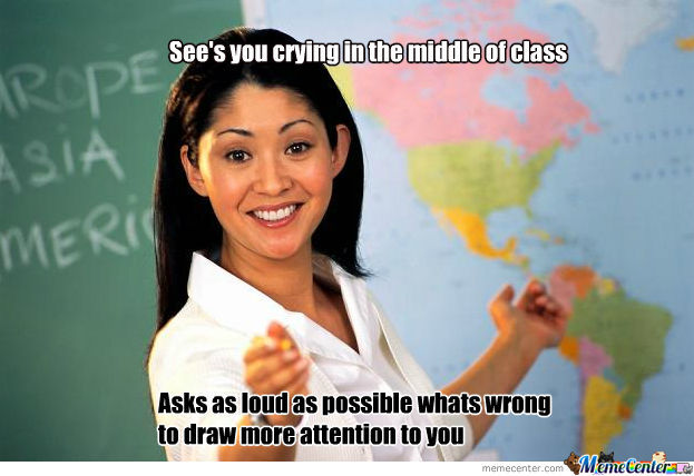 Every Teacher Does It