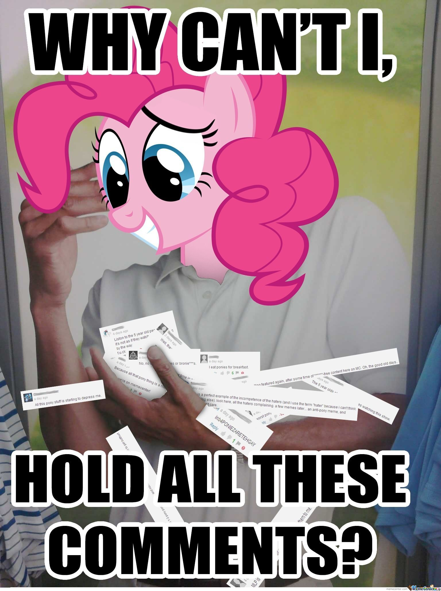 Every Time Anything Pony Related Gets Featured
