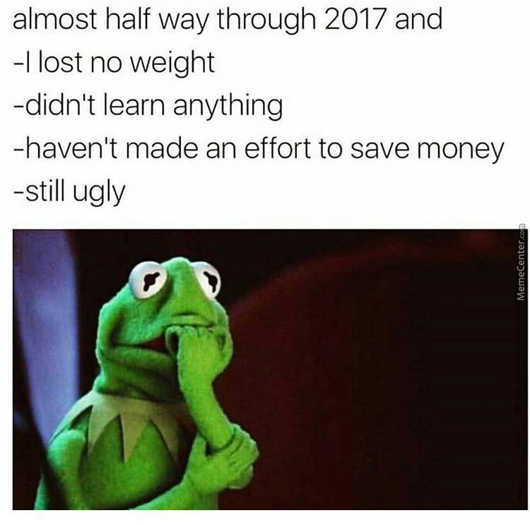 Every Year Of My Life